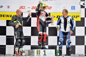 I runda WMMP 2012 podium