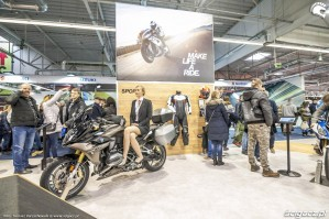Warsaw Motorcycle Show 2018 130