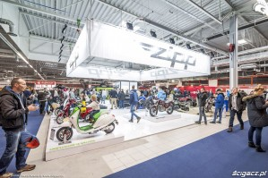 Warsaw Motorcycle Show 2018 144