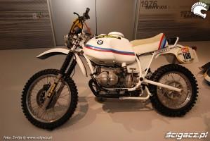 BMW R90GS muzeum