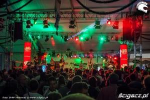 BMW Motorrad Days 2014 koncerty