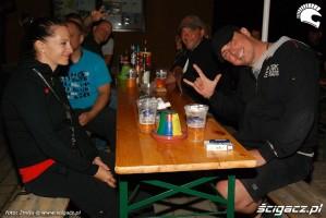 Impreza motocyklowa spotkanie