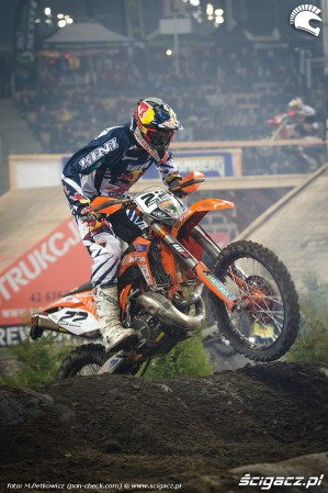 jonny walker skok endurocross lodz
