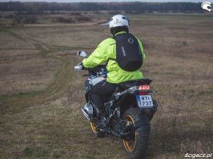 BMW R1250GS 13 plecy teren