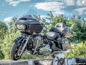 HD RoadGlide 30 rampa