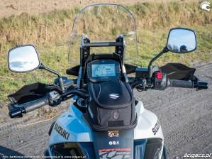 Suzuki VStrom 10150 16 kiera kokpit