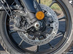 Suzuki VStrom 10150 20 hamulec przod