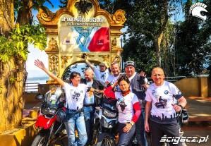 Tajlandia na motocyklu ADVPoland 225