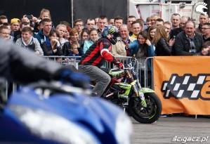 BEKU wheelieholix poznan motor show 2017