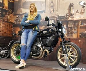 Ducati Scrambler Poznan Motor Show 2017
