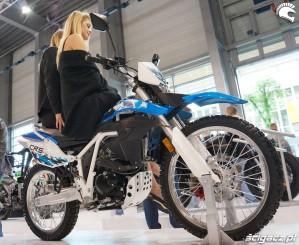 Hostessy Romet Poznan Motor Show 2017