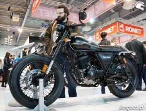 Romet Ogar Legend Poznan Motor Show 2017