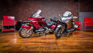 Honda GL1800 Goldwing 2018 20