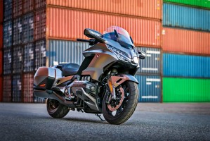 Honda GL1800 Goldwing 2018 24