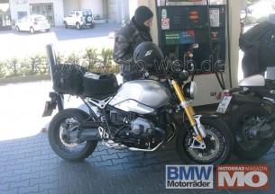 NineT stacja benzynowa