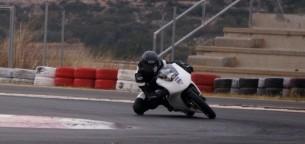 Piotrek Biesiekirski trening karting