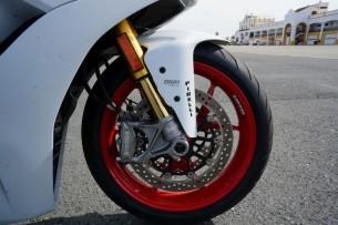Ducati Supersport S doskona e hamulce Brembo