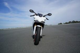 Ducati Supersport S piekna czy bestia