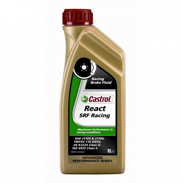 REACT SRF Racing 1ltr