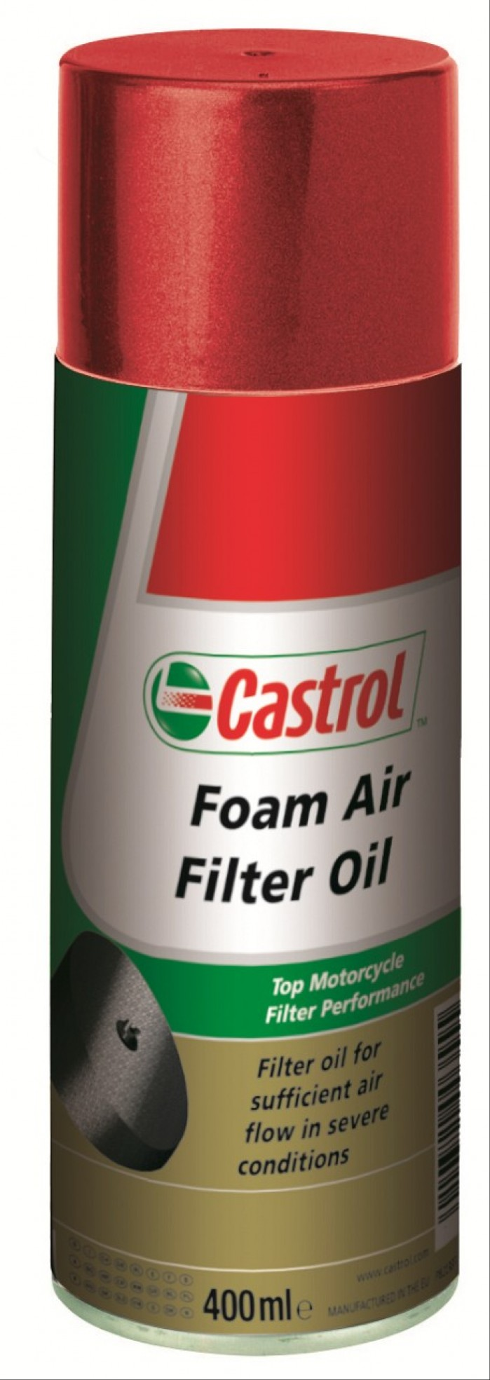 Foam air filter oil P820387 03