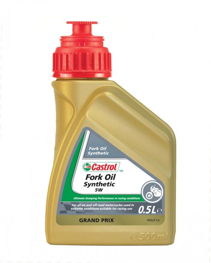 Fork Oil Syn 5W P002F1A