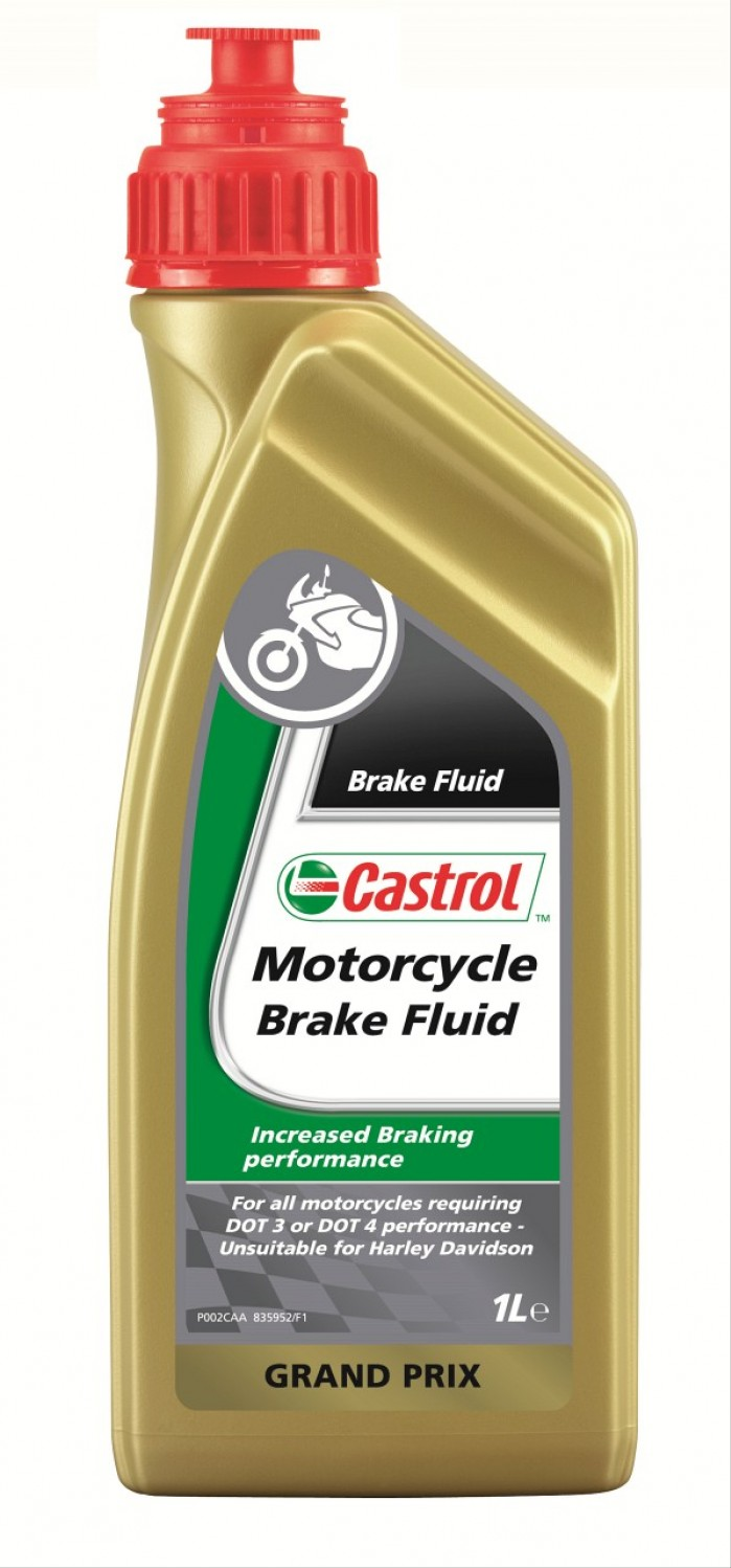 MCO Brake Fluid 1 Lt P002CAA