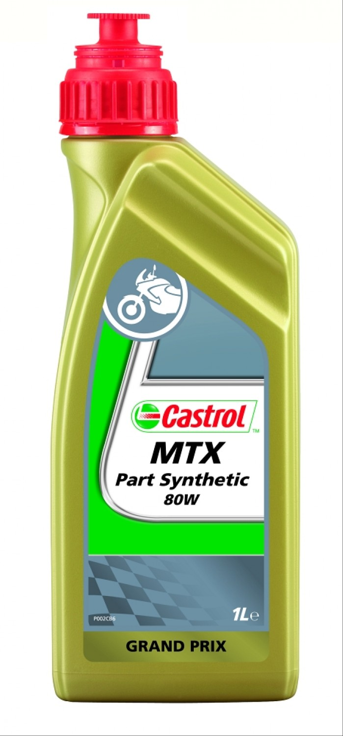 CASTROL MTX Part Synthetic
