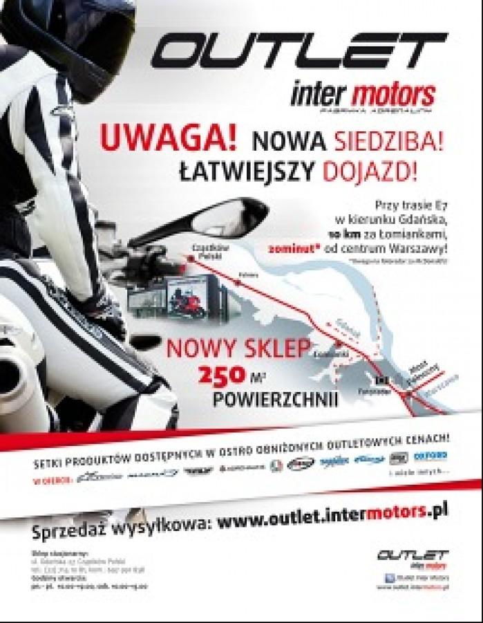 Ulotka outlet inter motors