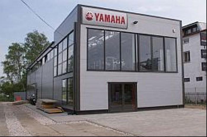Salon yamaha warszawa