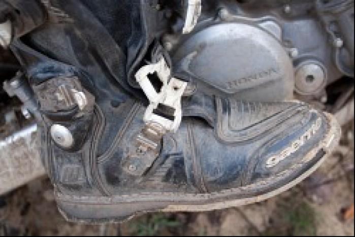 Klamry Gaerne SG10 Motocross Boots Black