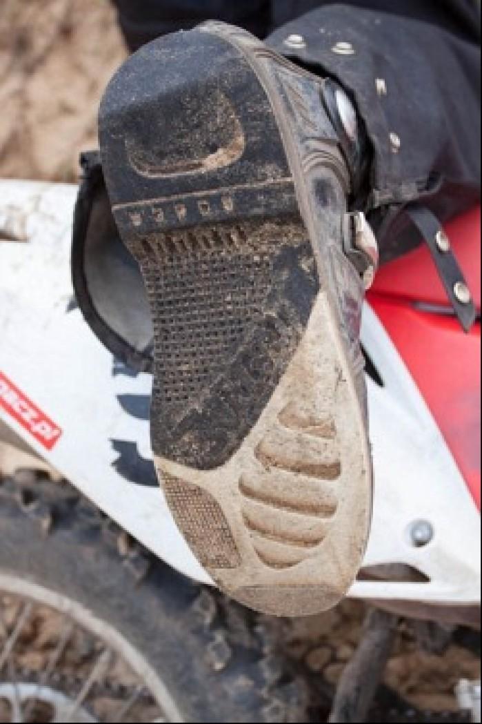 Podeszwa Gaerne SG10 Motocross Boots Black