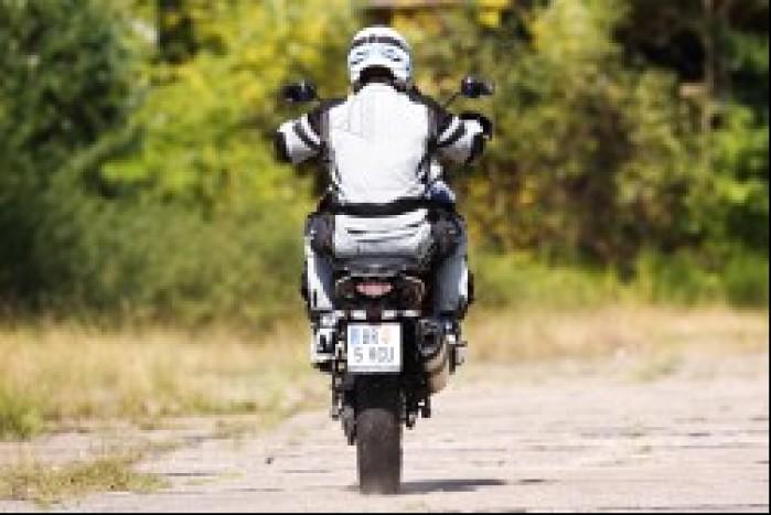 guma tyl KTM 1190 Adventure