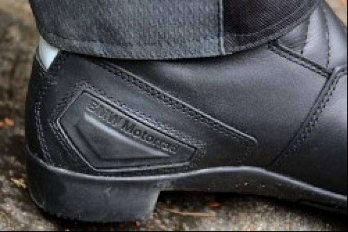 Podbicie buty motocyklowe BMW