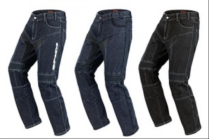 spidi furious denim jeans kolory