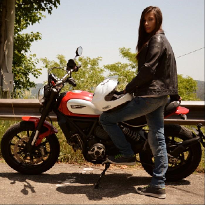 Ducati Scrambler odziez motocyklowa