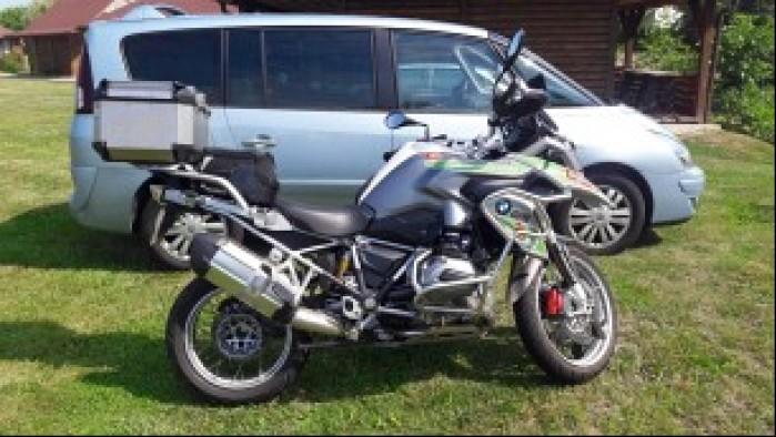 ABUS GRANIT Detecto X Plus 8008 motocykl