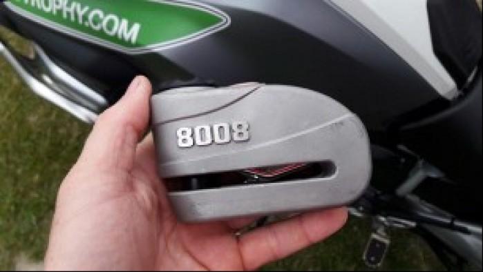 ABUS GRANIT Detecto X Plus 8008 oznaczenie