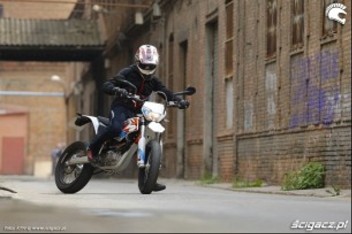 motocykl elektryczny ktm slide