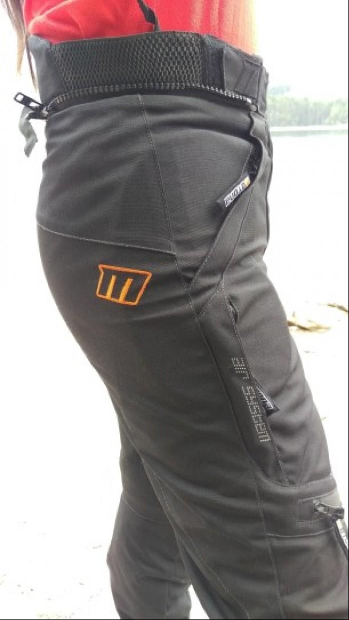 spodnie tekstylne motona