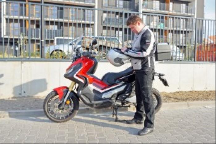 Spodnie motocyklowe Course Aramid Cargo