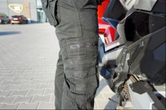 Spodnie motocyklowe Course Aramid Cargo 4