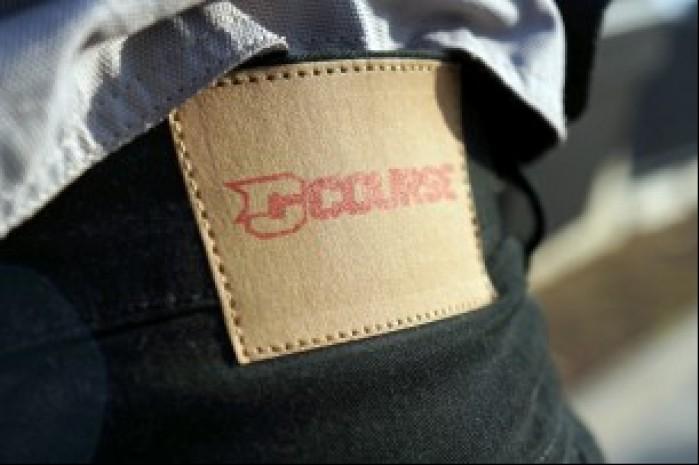Spodnie motocyklowe Course Aramid Cargo logo