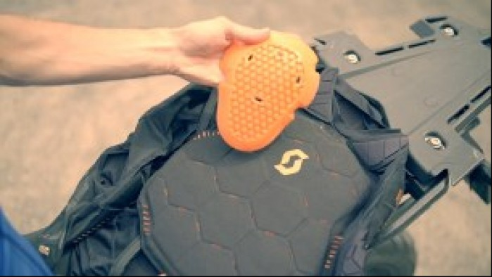 Zbroja Scott Softcon 2 Jacket Protector 3