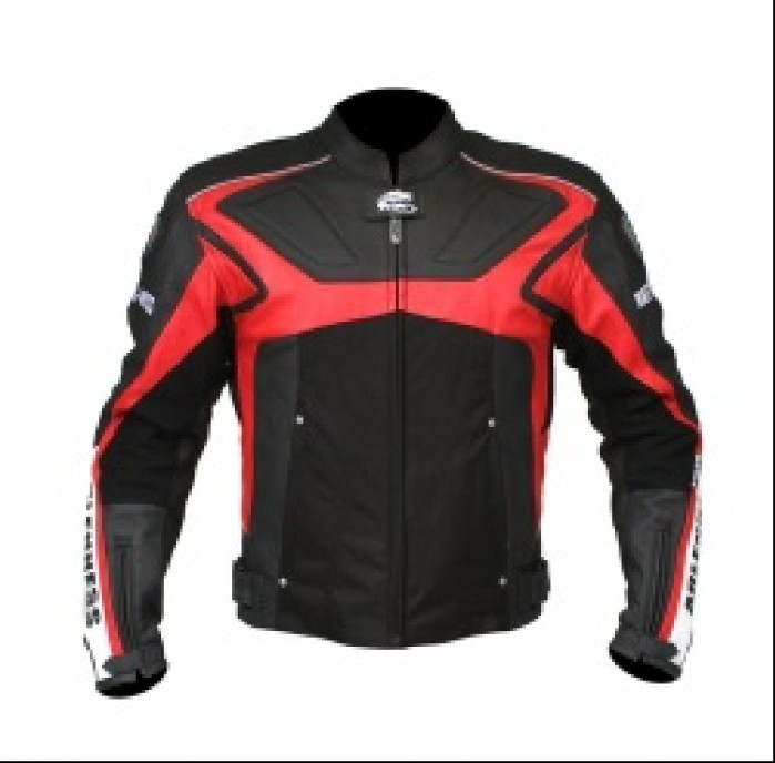 ARLEN LJ 5887 AN black red wh