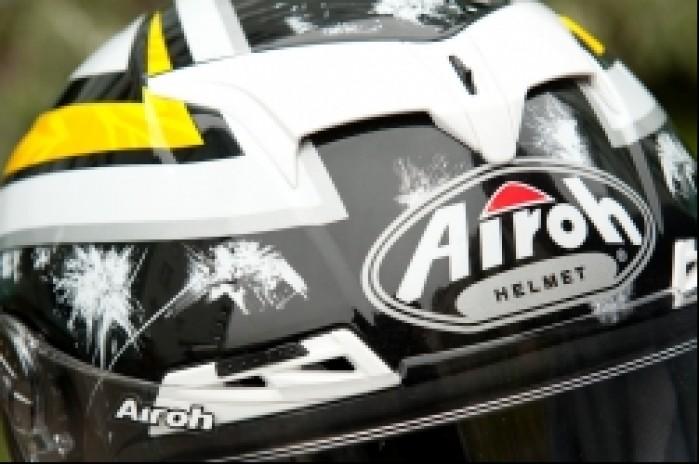 Airoh GP wloty powietrza przod