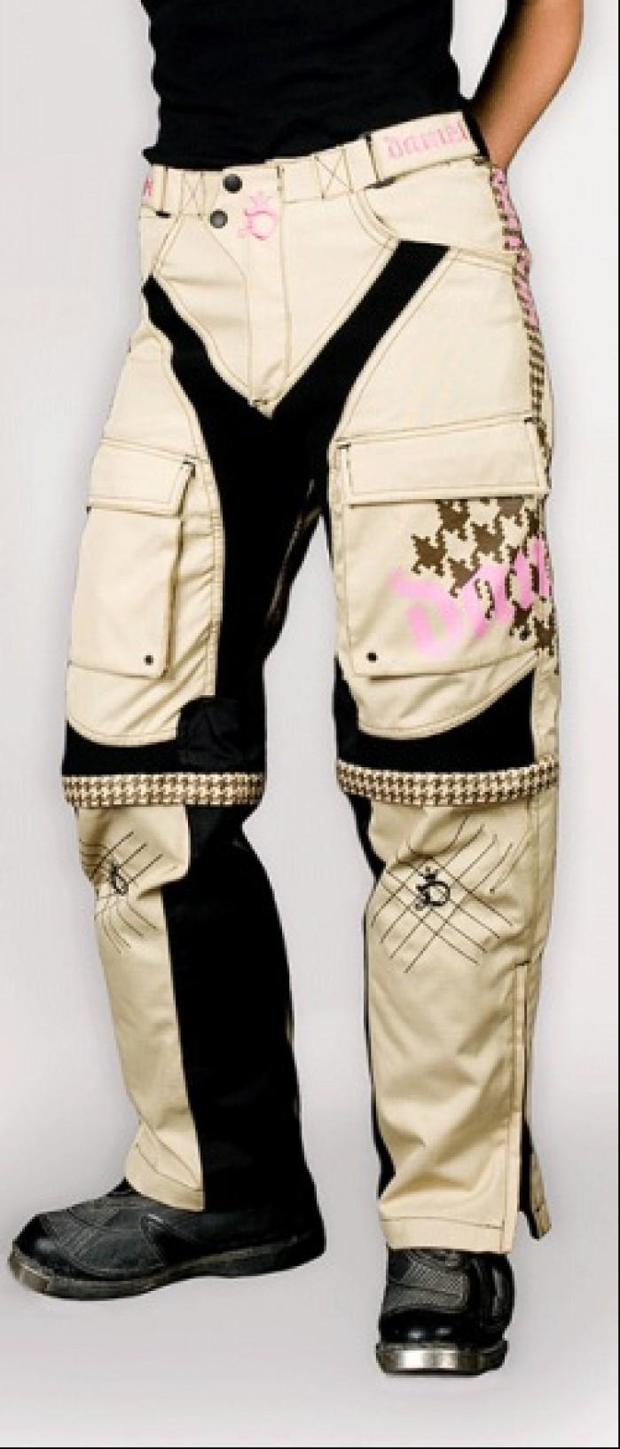 damzl freeride spodnie