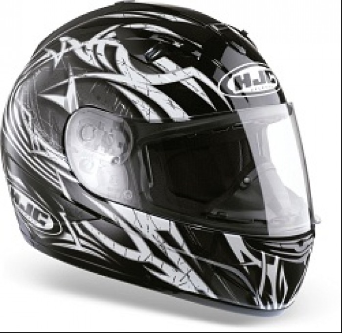 Kask HJC IS 16 SCRATCH MC5