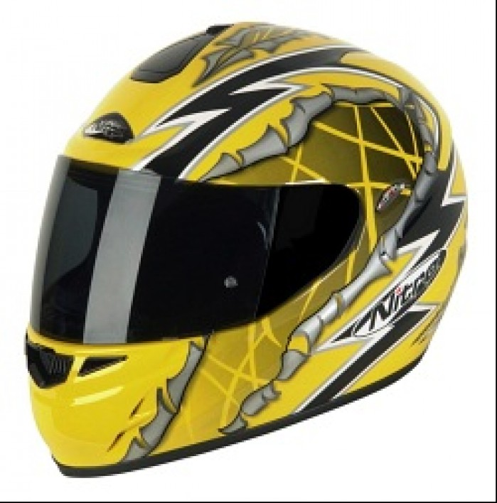 Kask NITRO n1100yellow