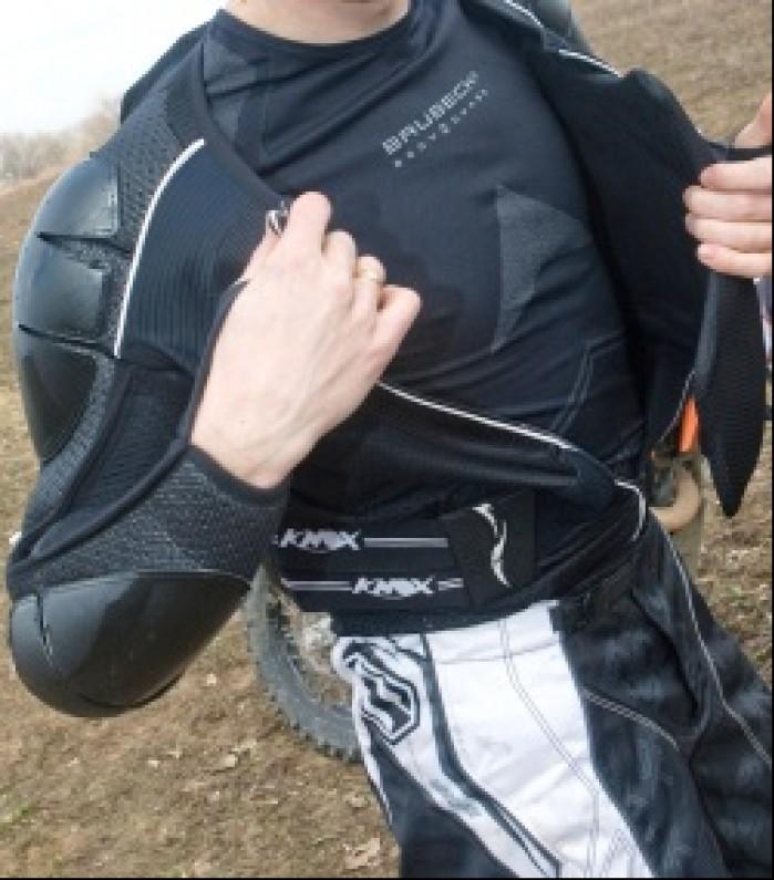 Cross Shirt ochraniacz klatki piersiowej