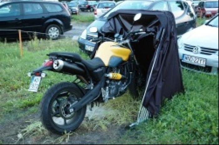 Ochrona motocykla